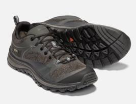 Keen Terradora Size US 8.5 M (B) EU 39 Women's WP Hiking Shoes Raven 1019877