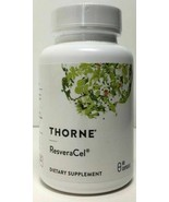(New) Thorne Research ResveraCel, 60 caps - $48.50
