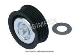 Mercedes (2005.2015) Drive Belt Idler Pulley (Grooved) URO PARTS + Warranty - $34.85