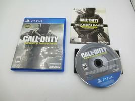 Call of Duty: Infinite Warfare (PlayStation 4, 2016)  Complete in Box - CIB - $4.99