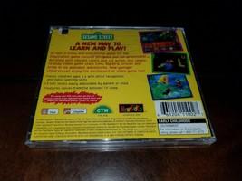 Sesame Street Elmo's Letter Adventure Black Label PS1 Brand New **Inv02544** image 2