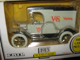 ERTL 1913 Ford Model T V&S Variety #3 Delivery Truck Bank-FREE SHIPPNG - $20.00