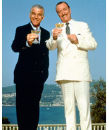 Dirty Rotten Scoundrels Caine & Martin 16x20 Canvas Giclee - $69.99