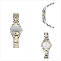 Ladies' Armitron Mother-of-Pearl Dress Watch, Two-Tone - $47.65