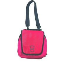 Nintendo DS Carrying Case Pink w/ Black Strap *Carrying Case Only*  Dual... - $8.90