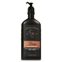 Bath and Body Works Aromatherapy Black Chamomile Sleep Body Lotion - $13.37