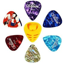 6 PCS Fingers Music Play Guitar Picks Acoustic Guitar Thickness -0.81 MM - $10.94