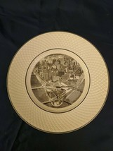 Spode's Mansard Copeland THE GOLDEN TRIANGLE PITTSBURGH 1967 Plate 10.5 in. - $14.80