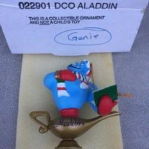 Disney Genie Aladdin Lamp Christmas Tree Ornament Holiday Grolier 022901 - $15.95