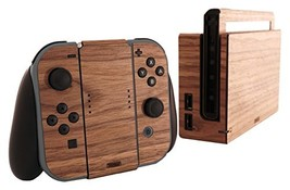 Toast- Real Wood, Walnut Cover for Dock - Nintendo Switch - $83.17