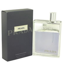 Prada Amber 3.4 Oz Eau De Toilette Cologne Spray image 4