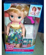 """Baby Alive Ready for School Doll 12.5""""H New - $22.28"""