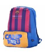 FCB Barcelona Camp NU Backpack Knapsack NWT - $30.82