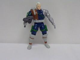 ORIGINAL Vintage 1993 Toy Biz X Men Cable Action Figure - $14.84