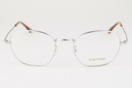 Tom Ford 5335 018 Silver Eyeglasses TF5335 018 51mm image 2