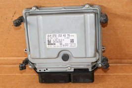 Mercedes Engine Control Unit Module ECU ECM A2721534379 A-272-153-43-79 image 1