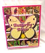 Butterfly Bingo Game by Lucy Hammett New Sealed - $19.99