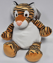 EB Embroider Tory Tiger 16 Inch Embroidery Stuffed Animal - $33.75