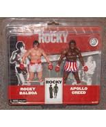 2012 NECA Rocky Balboa & Apollo Creed Toys R Us Exclusive Figures New In... - $350.00