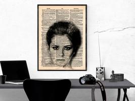 Music Art Print-Cheryl  Art Print-Music Prints-Vintage Art-Home Decor-Ro... - $11.82