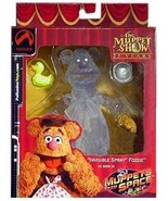 The Muppets 2002 San Diego Comic-Con Exclusive Invisible Spray Fozzie Be... - $27.60