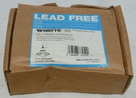 Watts 3/4 Inch Water Pressure Reducing Valve LFN45BM1 Lead Free image 7