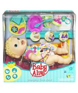 Baby Alive Changing Time Baby - Blonde  - $225.00