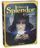 Splendor: Cities of Splendor Expansion - $44.00