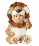 "Infant/Toddler ""Lovable Lion"" Lion Costume Fits 18-24 Months - £29.14 GBP"