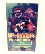 1995 Classic Factory Sealed NFL Rookies Premier Edition Hobby Box - $35.99
