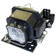 Hitachi DT-00781 DT00781 Lamp In Housing For Projector Model CPRX70 - $28.42