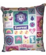 Paw Patrol Pillow Girls Paw Patrol Pillow Skye & Everest Handmade in USA... - $9.99
