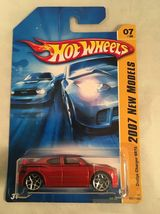 Mattel Hot Wheels 2007 New Models 1:64 Scale Burnt Orange Dodge Charger SRT8 - $14.88