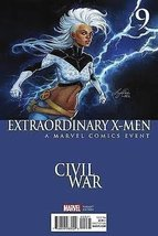 Extraordinary X-Men #9 Civil War Var [Comic] [Jan 01, 2016] Marvel Comics - $2.78