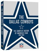 NFL Films - The Dallas Cowboys - The Complete History [DVD] - $14.93
