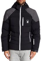 SPYDER Rocket Puffy Down Winter men's Coat Hoodie Jacket    US / 2XL - $175.78