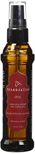 Marrakesh Hair Care Argan and Hemp Styling Oil, 2 ounces