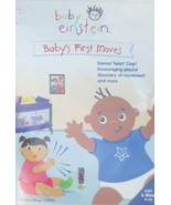 Baby Einstein - Baby's First Moves (DVD, 2006) Ages 6 months & up - $7.12