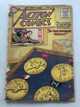 Action Comics (1938 DC) #207 Restapled Cover Low Grade - $53.46