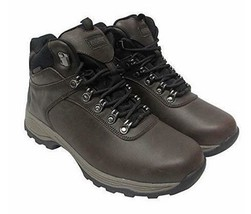 Khombu Men's Waterproof Leather Hiking Boots New Without Box - £38.56 GBP