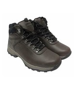 Khombu Men's Waterproof Leather Hiking Boots New Without Box - £37.98 GBP