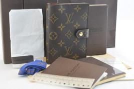 Louis Vuitton Monogram Agenda Pm Day Planner Cover R20005 Auth 2022 - $360.00