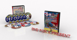 Wrestling sambo. Collection of training films .14 DVD 940min. - $41.16