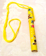 Spongebob Squarepants Necklace Pen—Spider-Man and Dora Available Too!  New - $2.99