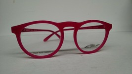 Smith Optics Maddox Fuchsia 6QD Round Plastic Eyeglasses Frame 49-19-140... - $91.19