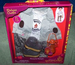 """Our Generation Campsite Delight Deluxe Outfit for Most 18"""" Boy Dolls - $30.88"""