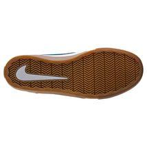 Nike SB Portmore II Solar CNVS Canvas White/Blue Mens Skate Shoes 880268-149 image 6