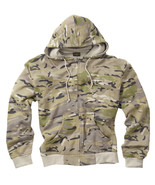 TOP QUALITY MULTICAM CAMO  HOODIES SKATE PUNK XS S M L XL XXL XXXL - $19.86