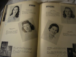 1944 Cortland State Teachers College Yearbook Didascaleion image 4