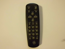 General Electric CRK20A2 Remote In Good Condition Used Black and Gray - $8.42